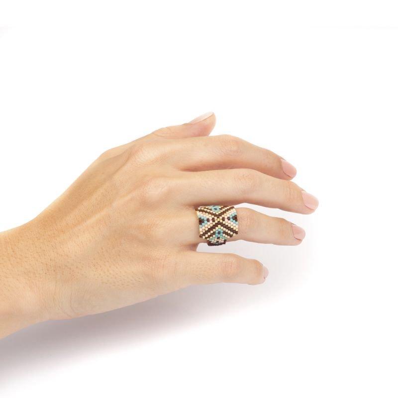 anillo miyuki cafe uso Tomasa